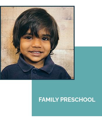 Family Preschool Ages 0-3
