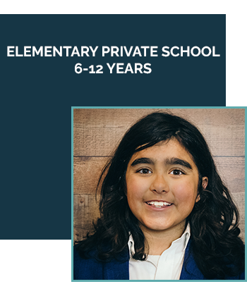 Elementary Private School Ages 6-12