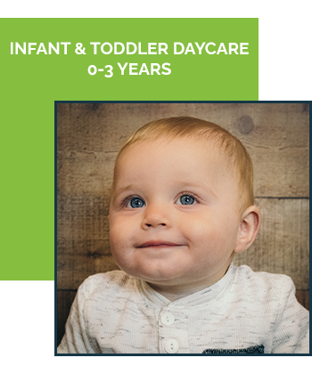 Infant and Toddler Daycare 0-3 years