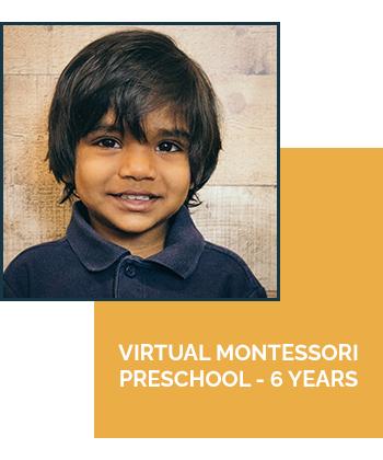 Virtual Montessori Ages Prek-6 Years